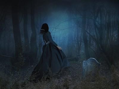 「悪霊少女」イメージ画像