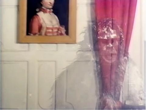 映画「地獄墓地 死霊のうめき」の透明ゾンビ