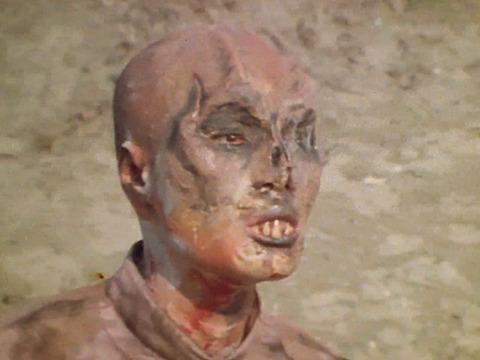 映画「人間解剖島 ドクター・ブッチャー」のゾンビ