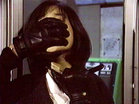 映画「RIPPER」殺人シーン