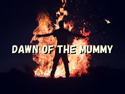 映画「ミイラ転生 死霊の墓」イメージ画像