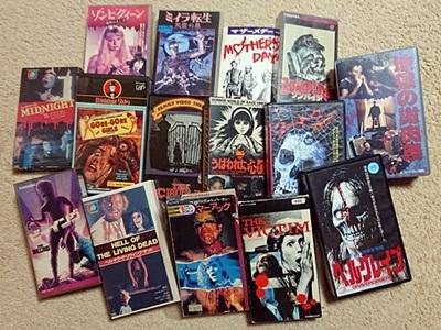 80年代貸ビデオ屋さん事情のイメージ画像